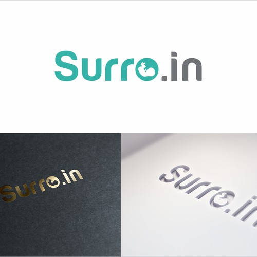Surro In Surrogacy logo