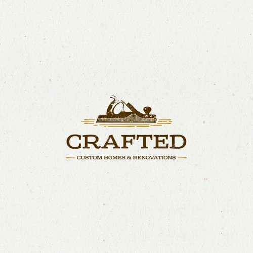 Logo for Crafted