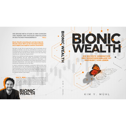 Book cover for Bionic Wealth