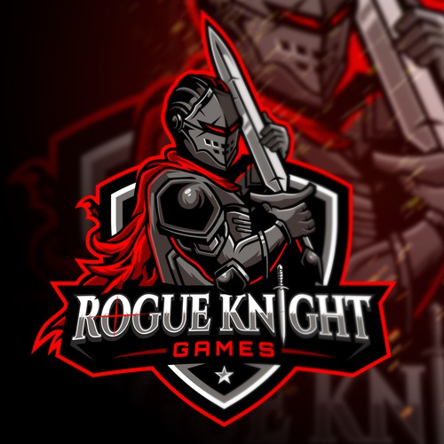 Rogue Knight Games (Male Version)