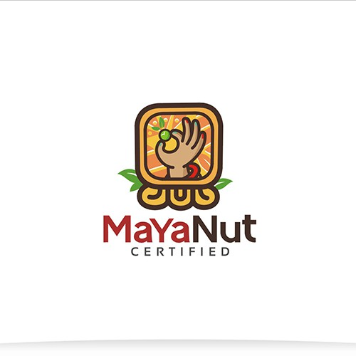 Maya Nut needs a new logo