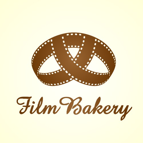 logo for FILM BAKERY