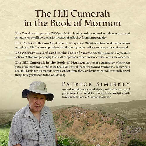 The Hill Cumorah in the Book of Mormon