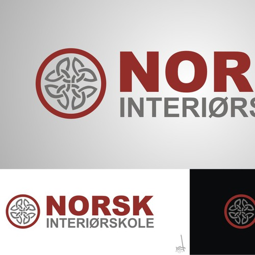 New logo wanted for NORSK INTERIØRSKOLE