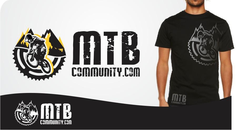 logo for MTBCommunity.com