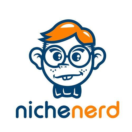 Logo Concept for Niche nerd