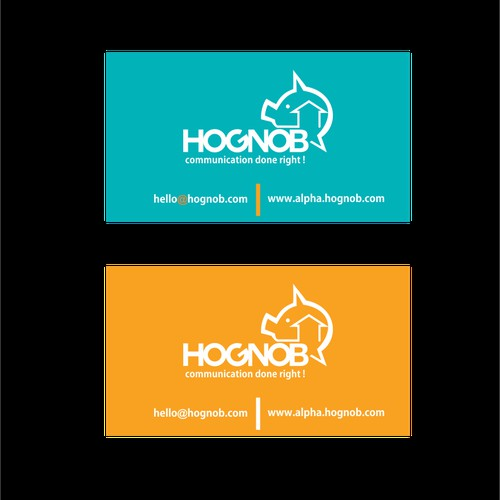 Helps Us Rock our Logo & Business Card