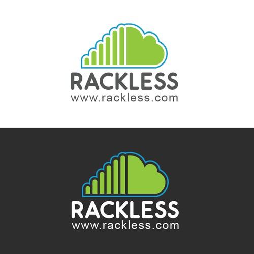Create Awesome logo for Rackless