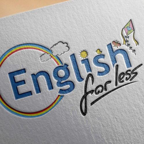 Logo design for a kindergarten