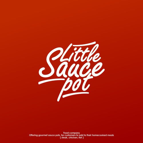 Little Sauce Pot