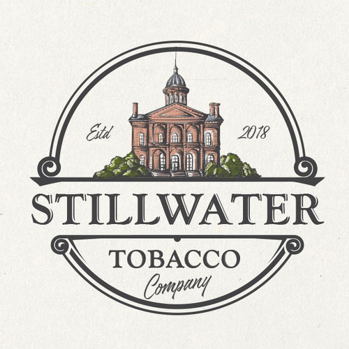 Logo design for tobacco company