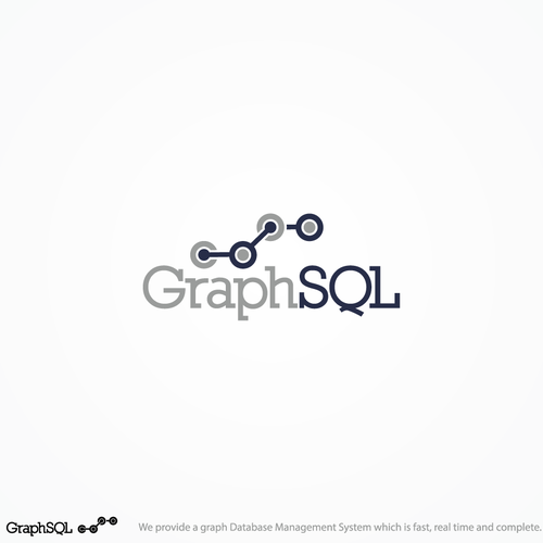 create a logo for the fastest, real time and most complete graph engine in the world