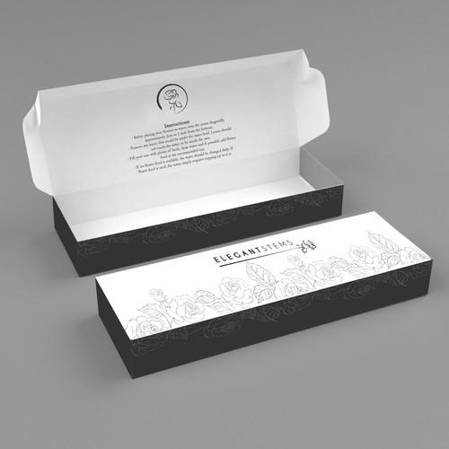 Flower Box Packaging