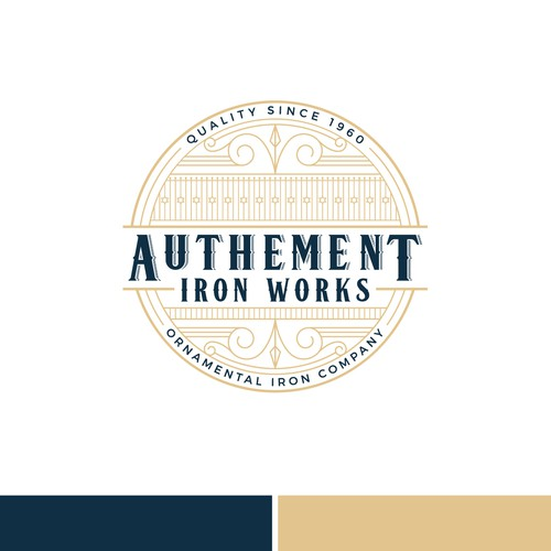 Authement Iron Works