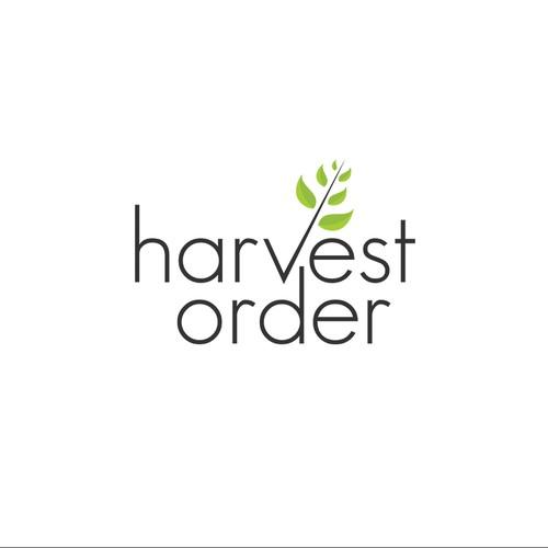 HARVEST ORDER | LOGO DESIGN