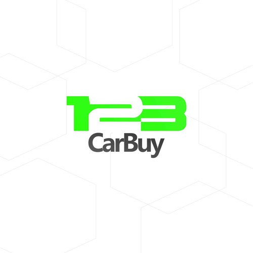 Logo concept for 123CarBuy