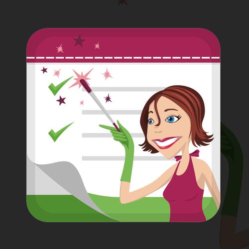 Icon for productivity app Haushalts-Coach