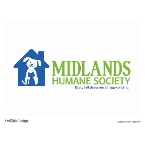 Midlands Humane Society Logo