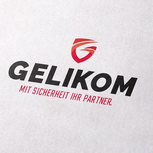 GELIKOM Logo Design