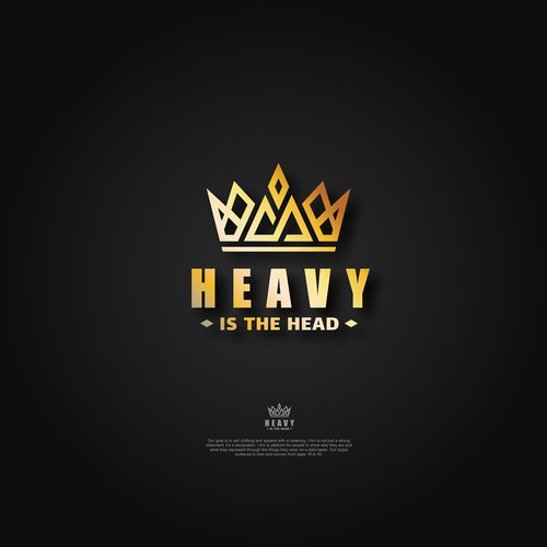 Heavy is the Head