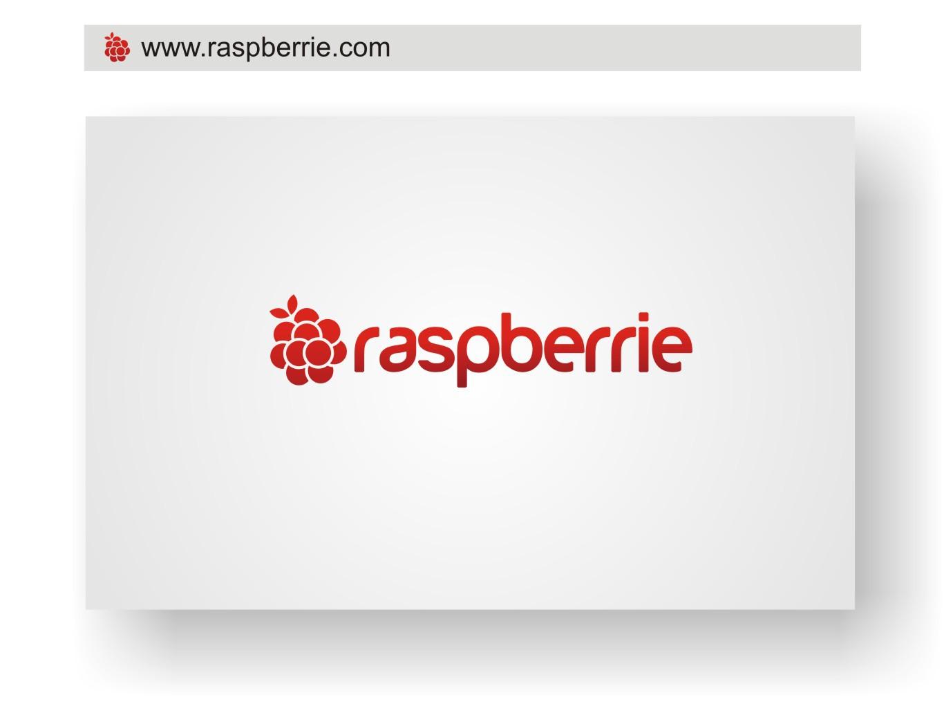 Raspberrie needs a logo!