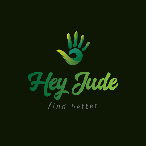 Hey Jude - logo for social enterprise