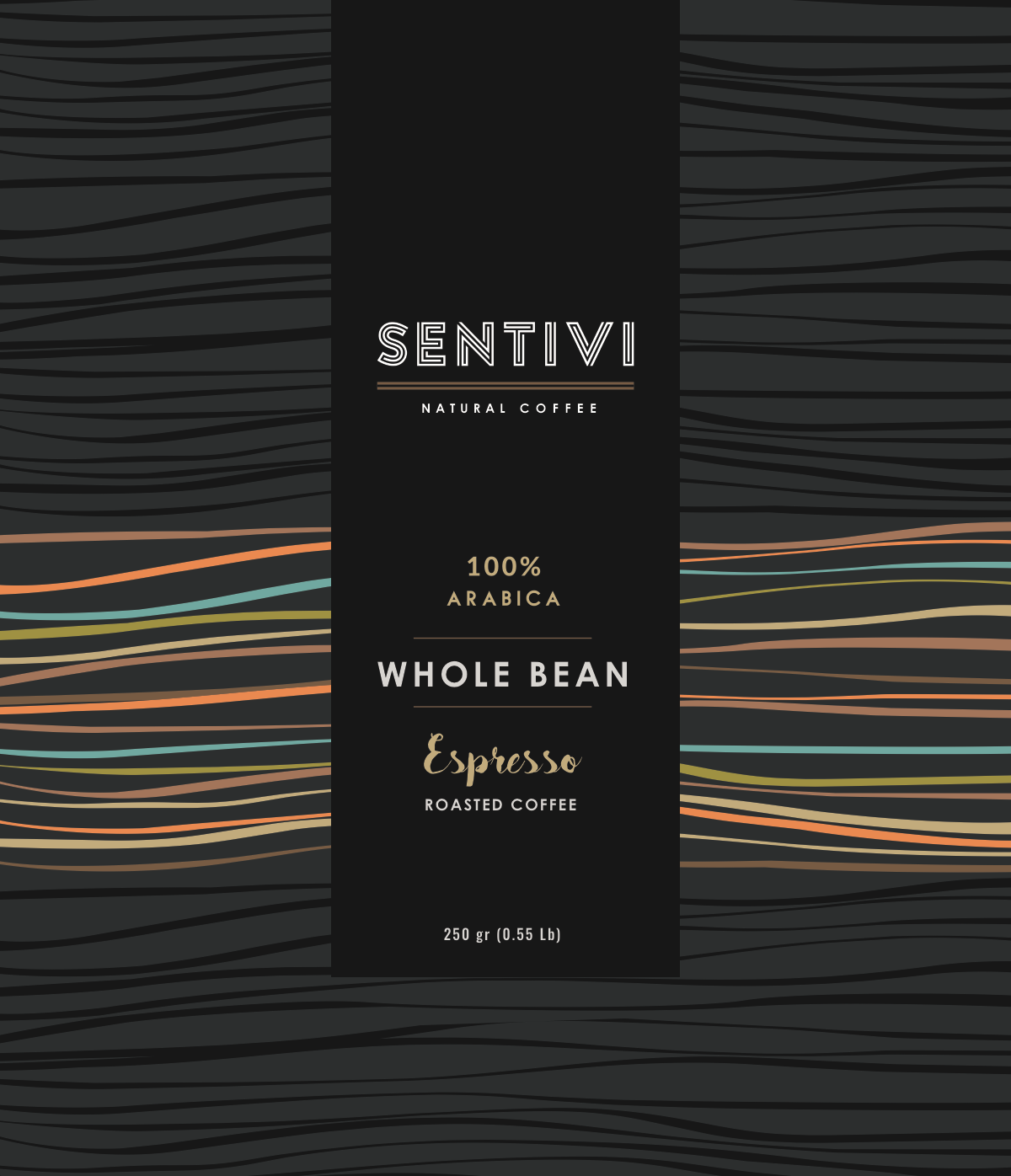 Buy design #126 for Sentivi coffee.