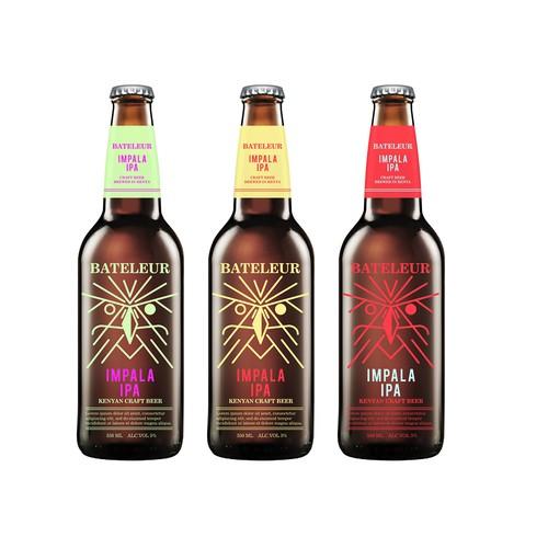 Bateleur Beer