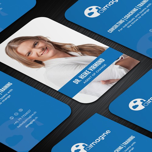 Business Card for Aimagine