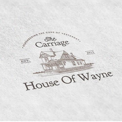 The Carriage House of Wayne Logo