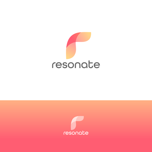 Innovative logo for Resonate