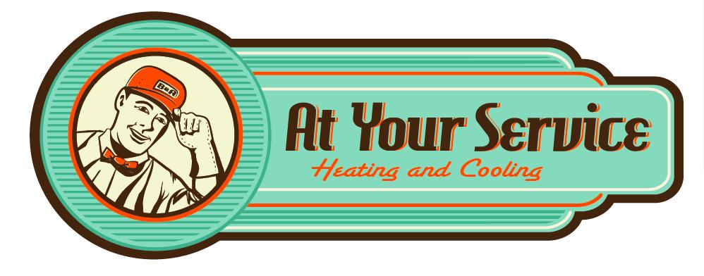 create a winning logo for a HVAC (heating & Air company) Vintage/retro!