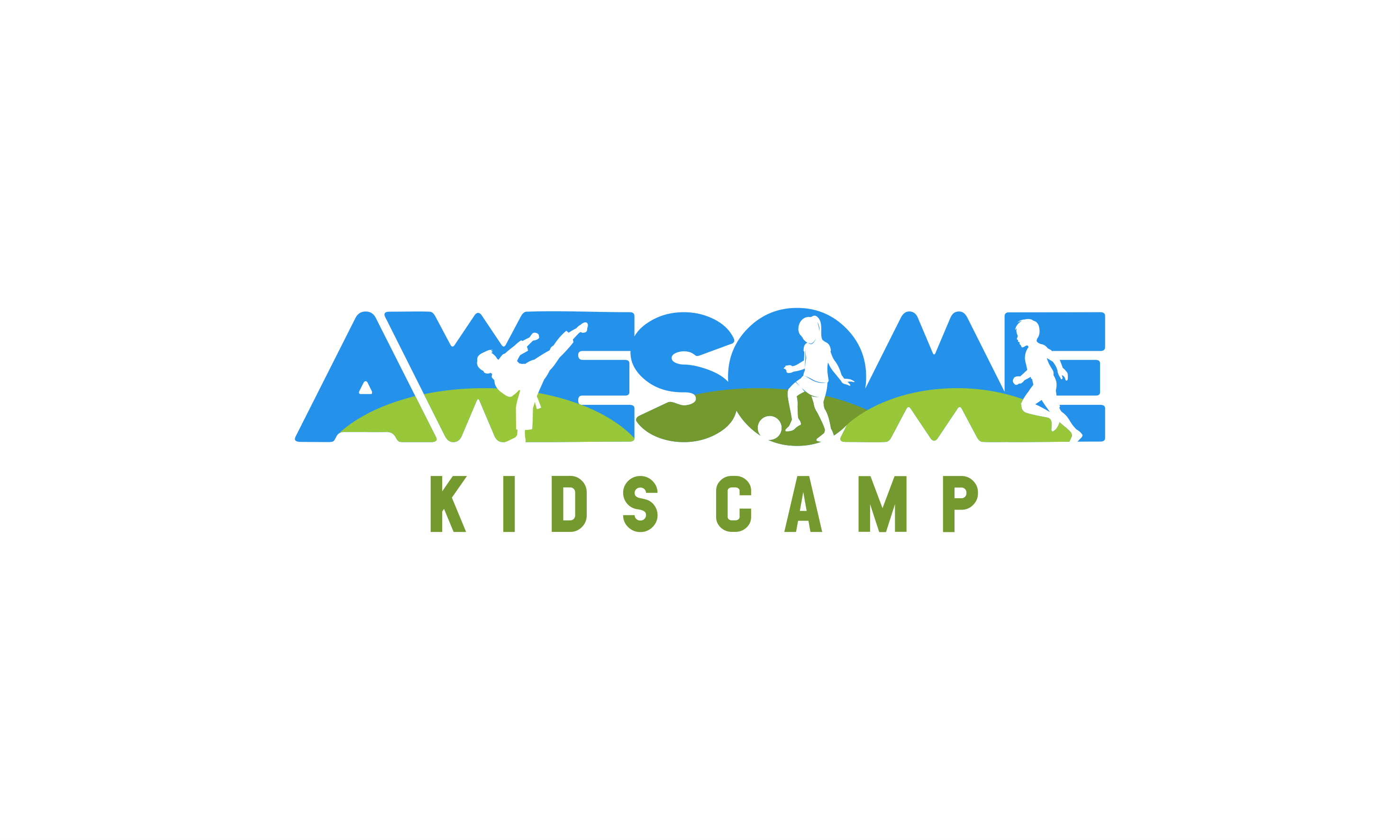 Help us make an exciting and fun van wrap desing for our new kids sports camp!