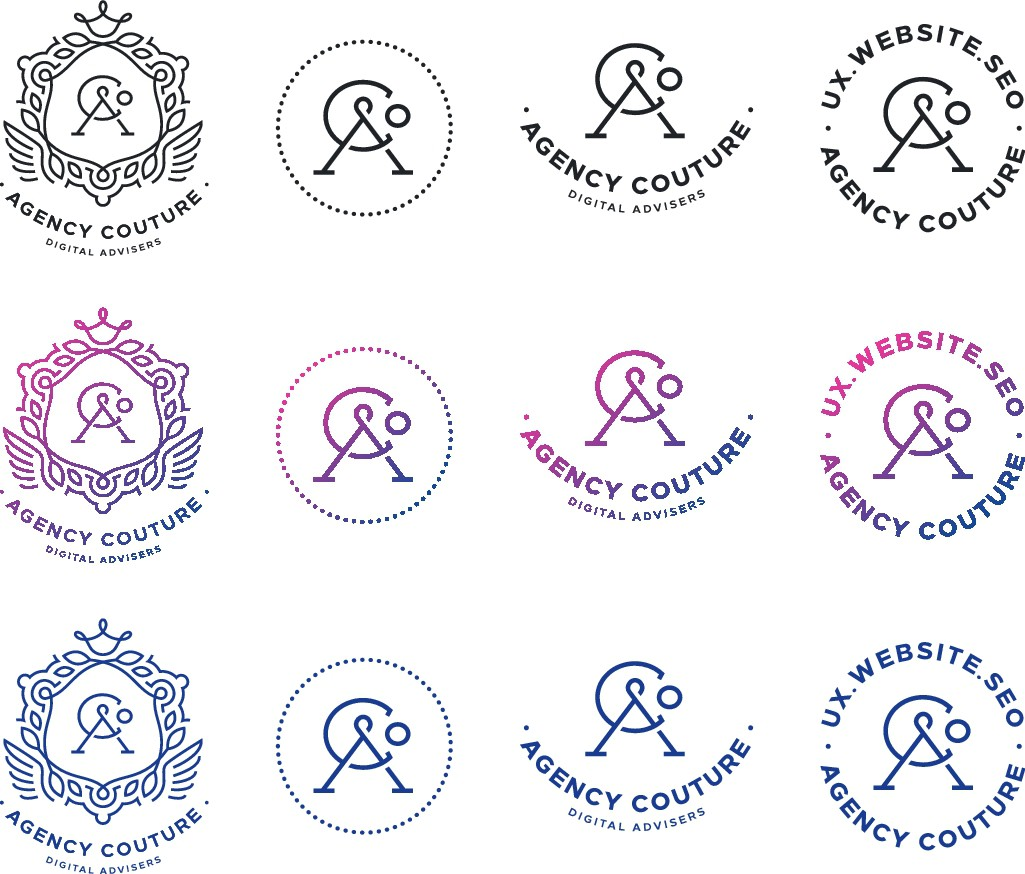 Help a boutique agency tell their story with a creative and elegant LOGO design.