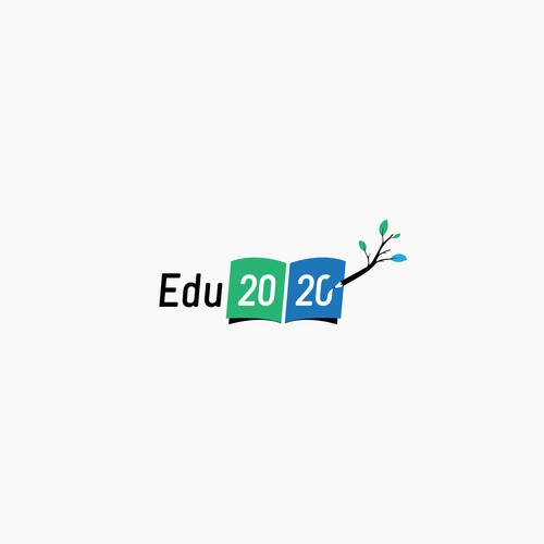 Do you have 20/20 vision for Edu20/20's logo?
