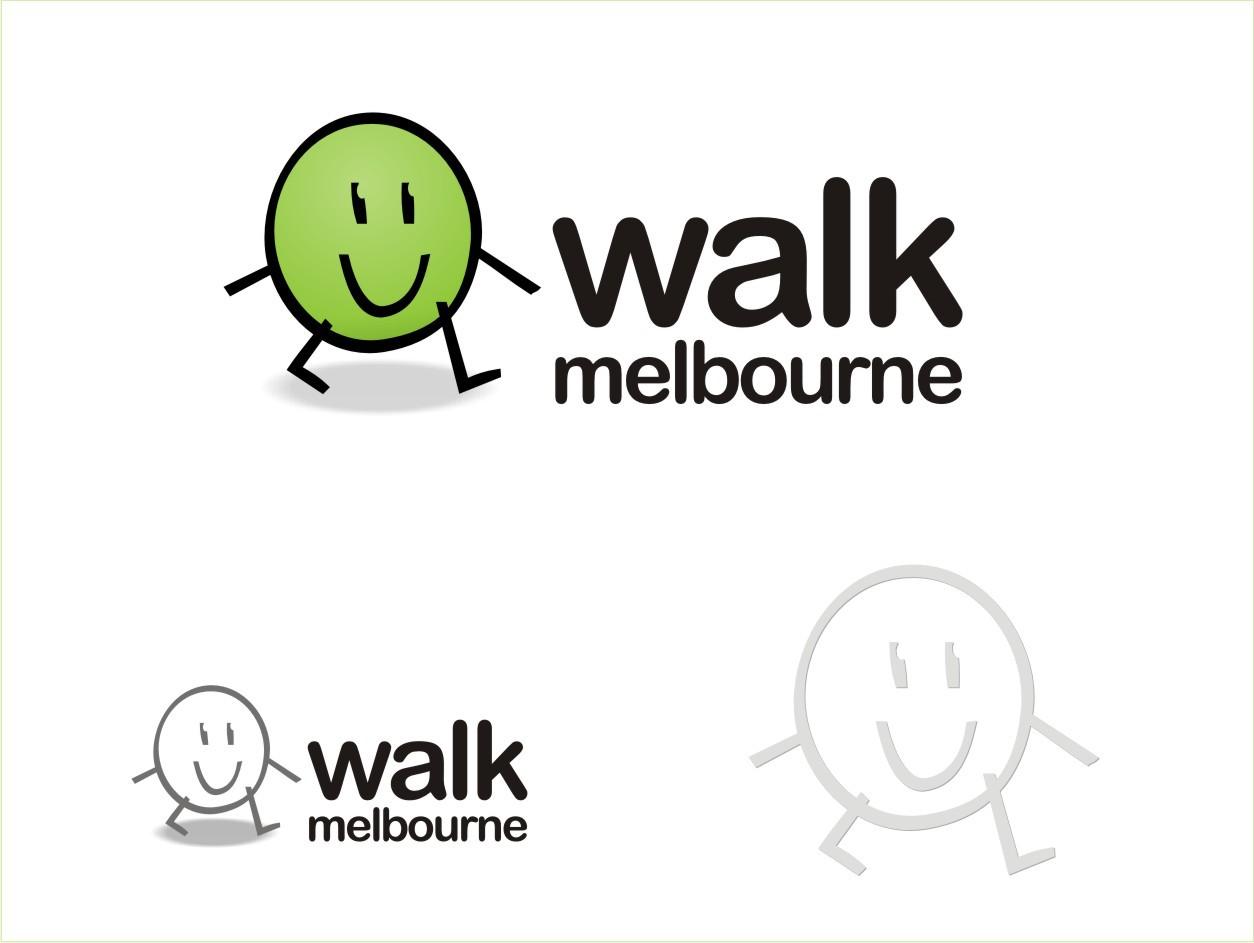 walk melbourne needs a new logo