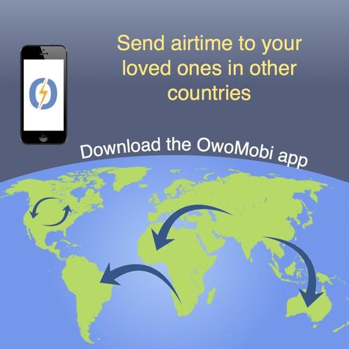 OwoMobi App Ad