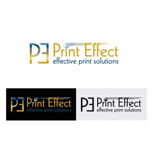 Print effect needs a new logo