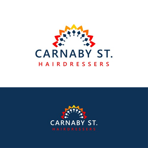 Logo for hairdressers