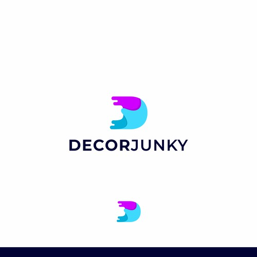 Design logo for DecorJungky