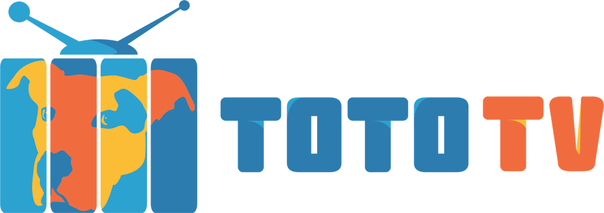 Updated Toto TV Logo