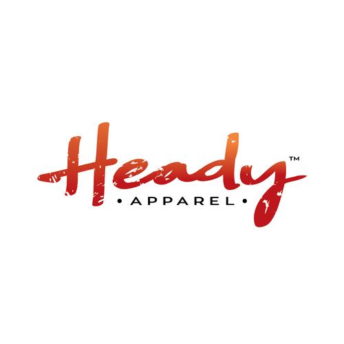 design logo for Heady Apparel
