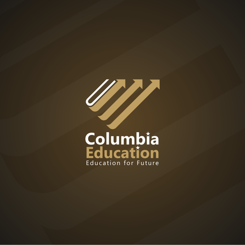 Urgent!    Columbia education international company's  Logo