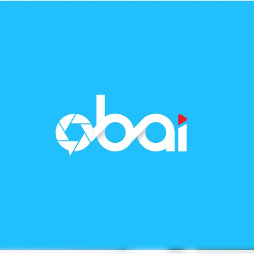 Exciting high-tech brand for global video messaging service