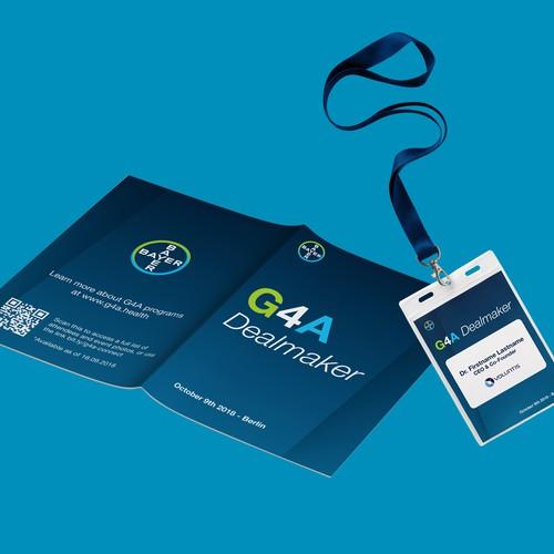 Event Materials for G4A Dealmaker 2018