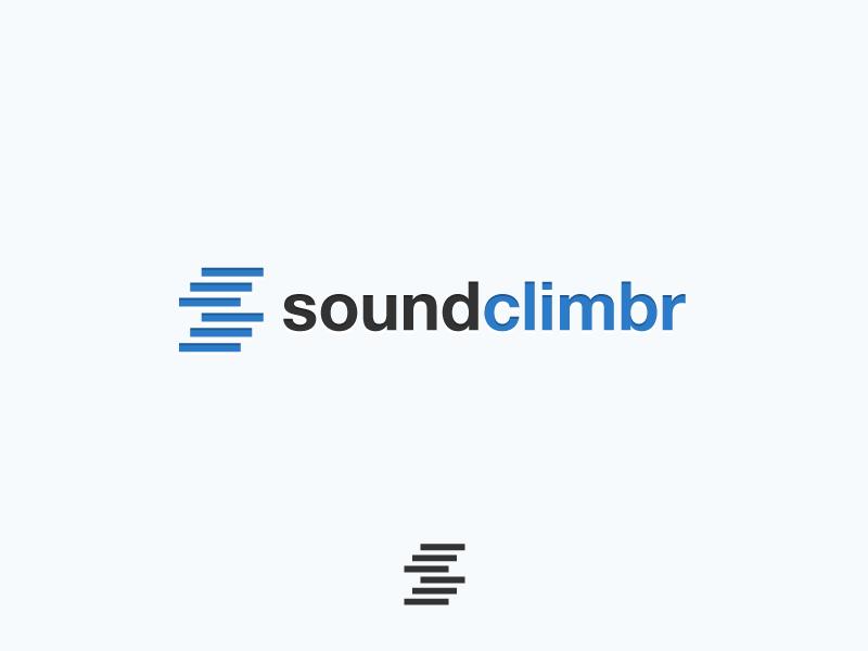 Create the next logo for Sound Climbr