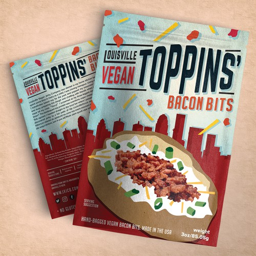 Louisville Vegan Bacon Bits