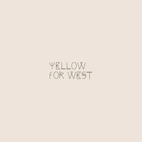 Yellow for West