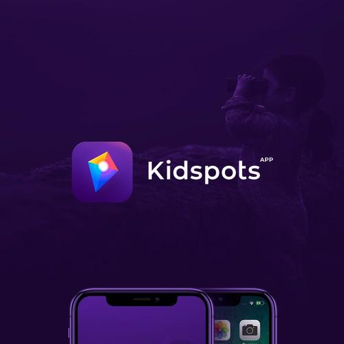 Kidspots APP ICON