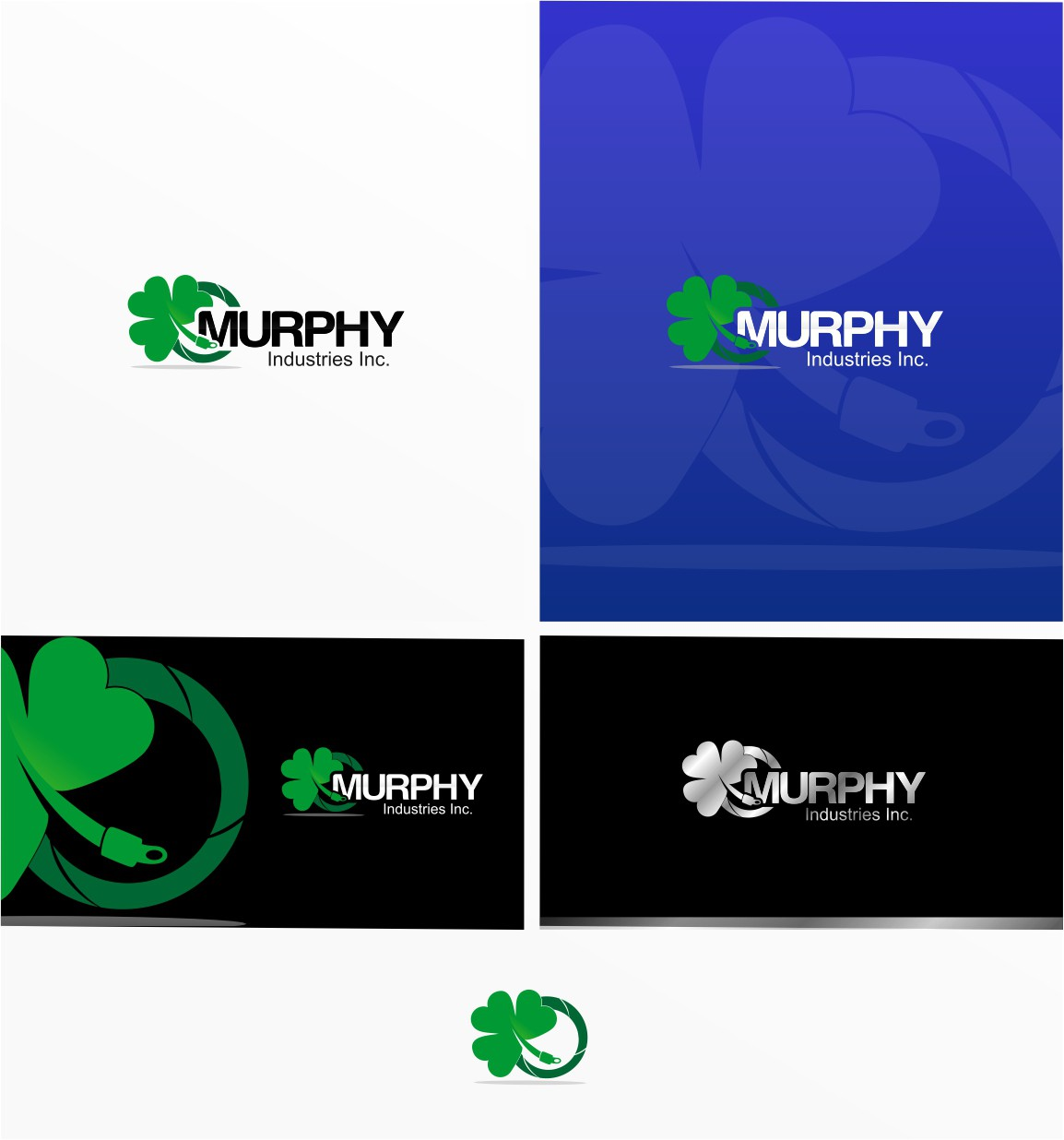 We need your CREATIVE VISION for Murphy Industries